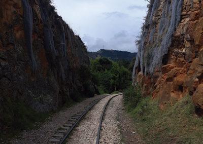 Línea del Ferrocarril del Nordeste