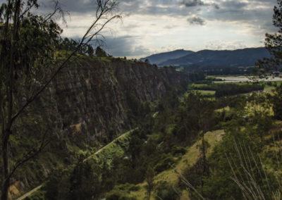 Mirador Rocas de Suesca