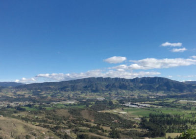Mirador Altiplano Cundiboyacense