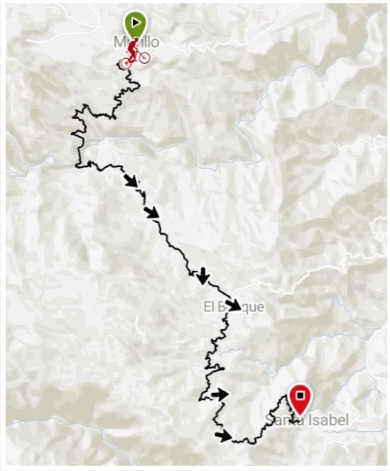 rutas en bicicleta Tolima,