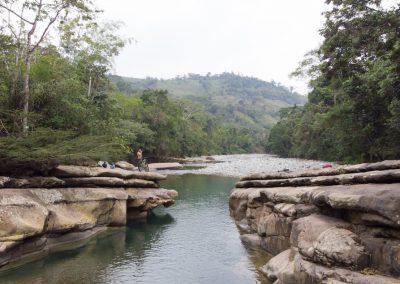 Piscinas del Río Güejar